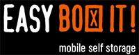 Mobile Selfstorage und Lagerraum | easyBOXit Logo